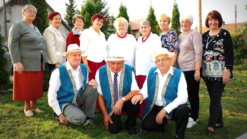 Klub Seniora Wrzos z Retkowa