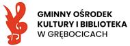 Gminny Ośrodek Kultury i Biblioteka w Grębocicach Logo