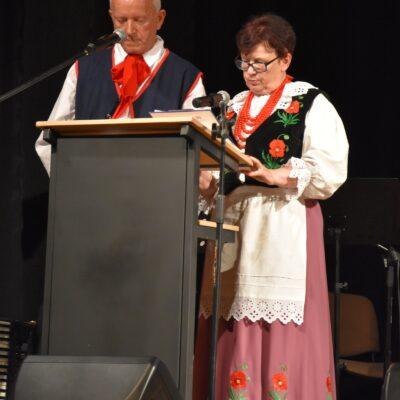 Bogdan Miąsik i Ewa Gola