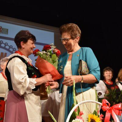 gratulacje od Heleny Różańskiej