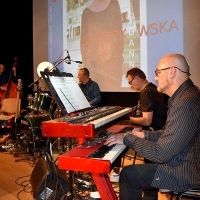 18. Krzysztof Cybula z zespołem