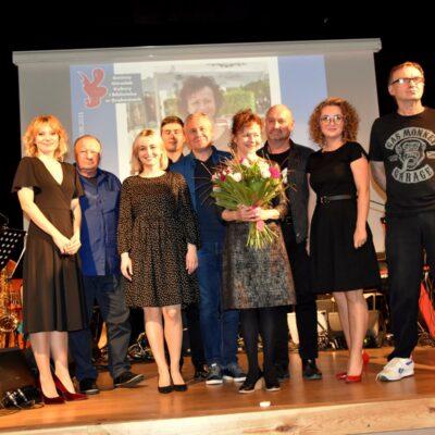 29. Zespół wokalno-instrumentalny z Joanną Szczepkowską