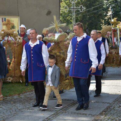 4 Delegacja wieńcowa z Proszyc