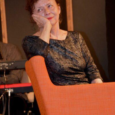 9. Joanna Szczepkowska