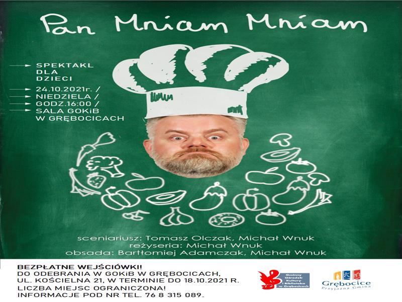 Plakat Mniam Mniam 2